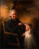 Sir Henry Raeburn - John Tait and His Grandson