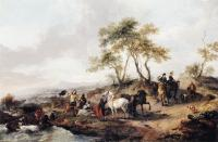 Wouwerman, Philips - Halt