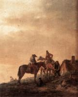 Wouwerman, Philips - Rider's Rest Place