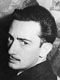 Salvador Dali portrait painting