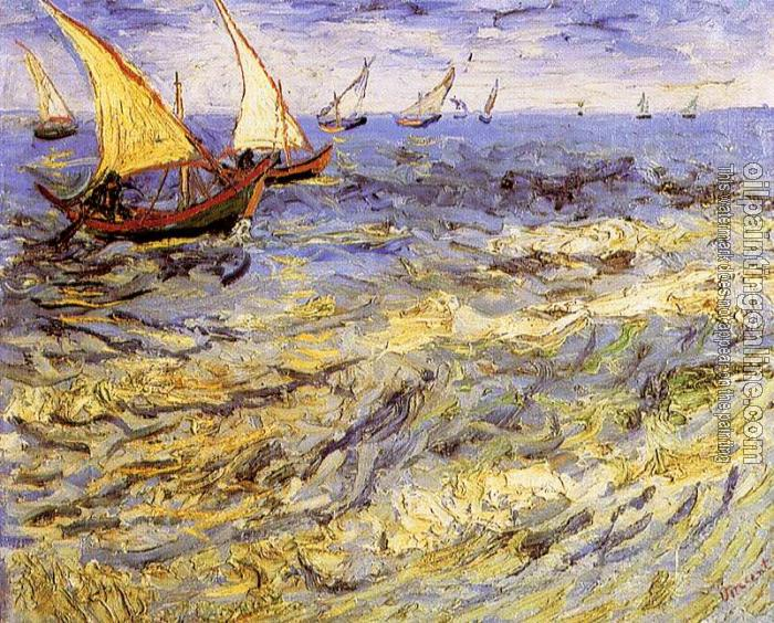 Gogh, Vincent van - Oil Painting - Canvas Painting For Sale