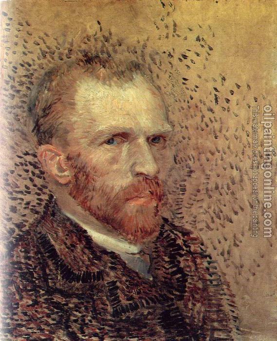 Gogh, Vincent van - Self-Portrait - Canvas Painting For Sale
