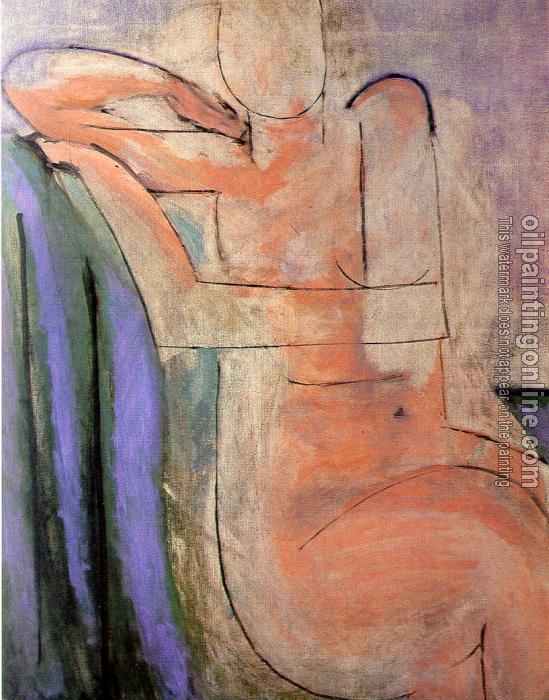 Henri Matisse Nude 45