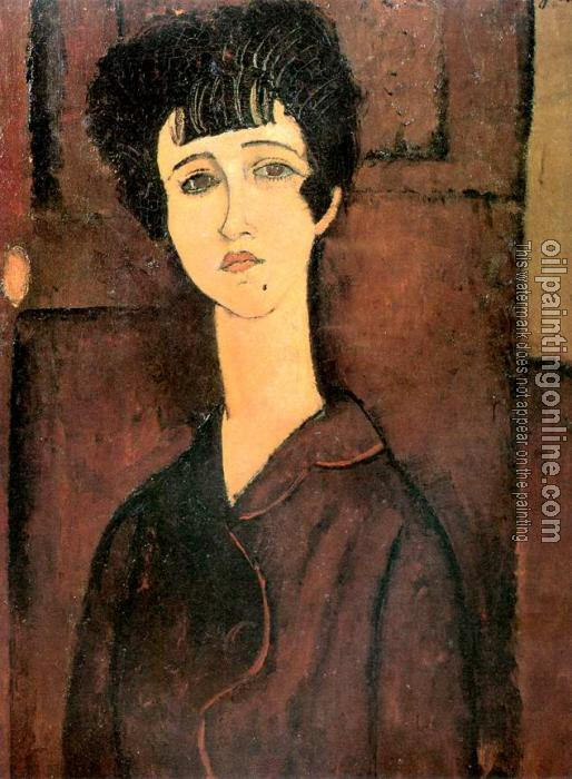 Modigliani Amedeo Oil Painting Canvas Painting For Sale