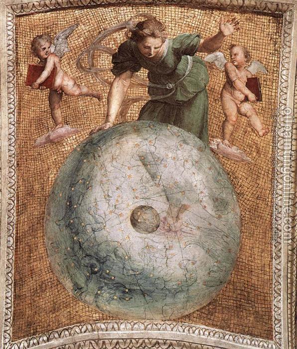Raphael - Stanza della Segnatura, Prime Mover - Canvas ...